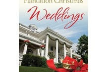 Plantation Christmas Weddings / Pictures from the four novellas set in Natchez, Mississippi during Christmas season