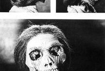My love for creepy things / by Mandi 'Wirkus' Wiltse