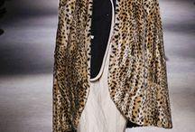 Леопард / Дикий принт стал современной классикой.