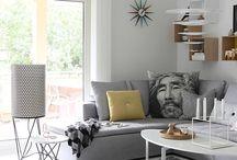 Living room Nordic
