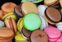 Macarons and Cupcakes