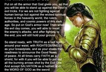 Armor of God's