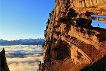 Les alpes françaises