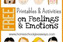 Lesson Planning - Feelings