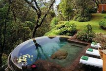 Swimming Pool Inspirations / Stunning and Creative Pool Pictures and Concepts