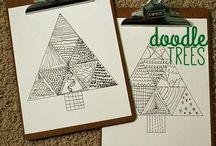 OH Christmas Tree / Alternative tree ideas