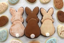 Easter treats and decorating ideas / by Julie Fuller Seegrist