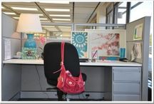 ..cubicle makeover..