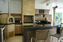 cozinhas / área