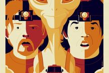 Movie Posters With Flair / by CLIO Awards