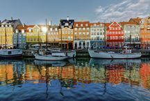 Scandinavian Holiday / These are places I want to visit on my Scandinavian holiday of the future!