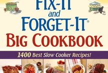 Cookbooks / Cookbooks for the foodie! I love cookbooks. They help me learn how to cook amazing meals for my family. I am sharing some of my favorite cookbooks below. Casseroles, crock pots and slow cookers, desserts, kids cooking and more!