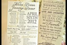 Wedding Ideas...just in case some people I know get married....