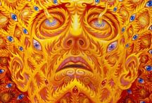 Alex Grey Art / Art Visionnaire