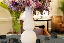 Card Table flowers