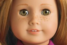American Girl Dolls / by I Quillt