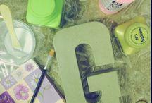 My Scrap Corner ® / Un rincón donde dar rienda suelta a la imaginación