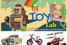The Toy Lab