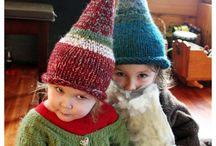 Knits for children