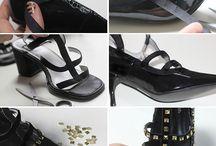 zapatos c tachas