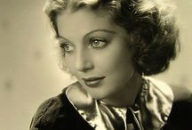 Loretta Young /  (January 6, 1913 – August 12, 2000) was an American actress. She won the 1948 best actress Academy Award for her role in the 1947 film The Farmer's Daughter. / by Kristin Leedy Kessler