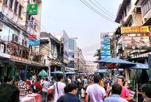 Travels / Bangkok