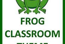 Froggy Classroom
