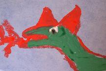 Sant Jordi / Cel·lebraciò de la diada de Sant Jordi a l'escola Espai Obert La Serra.