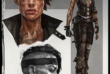 Tomorrow Peoples   / Cyperpunk , Blade Runner & Co ...