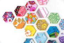 Hexagon Hexies love