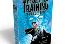 Heroes in Training / by Joan Holub Children's Books