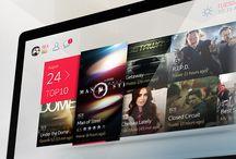 Smart TV Web App