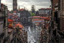 Porto, Capital city of northern Portugal.
