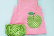 Baby cloth/ideas sewing