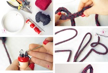 French knitting ideas