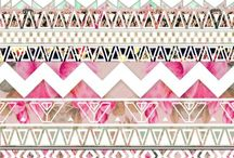 Tribal Patterns!♥