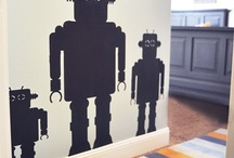 Chalk Board Obsession / by Poppy Seed Projects {Poppy Seed Projects.com}