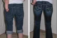 Designer Denim / For when you need a little more than just hang-out jeans