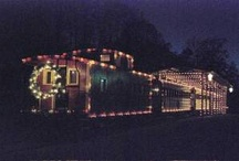 Country Christmas Train