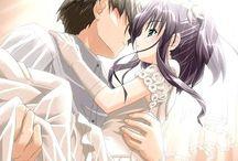 mariage de manga