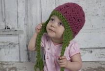 Hat Patterns / by Ashley Designs