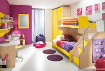Hannah's Room Ideas / by Krista Hunt