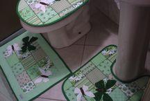 Banheiro - toalet; inspirace