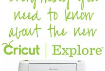 Cricut Explore & Cuttlebug / by Nicole Maloney-Funk