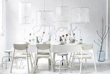Tafel dekken  | Table ware / Aan tafel is een feest!  |  It's a party to sit down and eat!