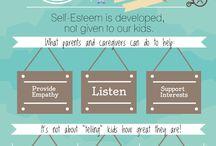 Self-esteem for kids