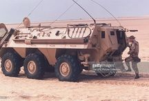 Desert Storm land forces