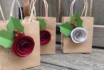 sacchetti regalo decorati