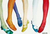 colores / by Beatriz Álvarez Sáez