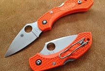 BLADES / Knives I have and want.  / by Jeff Hardegree